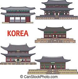 Historic temples and architecture of Korea - Historic...