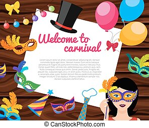Welcome To Carnival Composition
