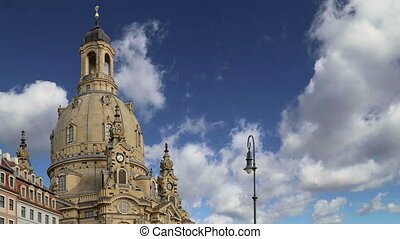 Dresden Frauenkirche, Germany - The Dresden Frauenkirche...