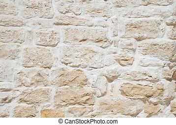 brickwall, Plano de fondo