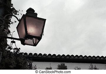 Andalusia candle - Creative design of Andalusia candle