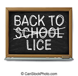 School Lice Problem - School lice problem as a medical...