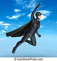 超級, 英雄