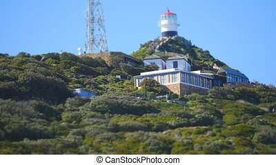Cape Point of South Africa - Cape Point, South Africa-August...