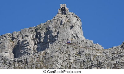 Table Mountain Cableway Station, Cape TownCape Town, South...