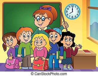 School class theme