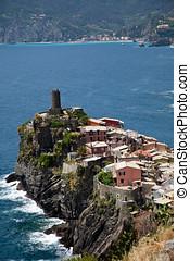 Village in the Cinque Terre