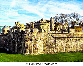 Tower of London HDR - High dynamic range HDR Tower of...