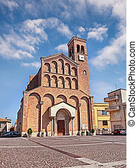 Church of St. Joseph in San Salvo, Chieti, Abruzzo, Italy -...