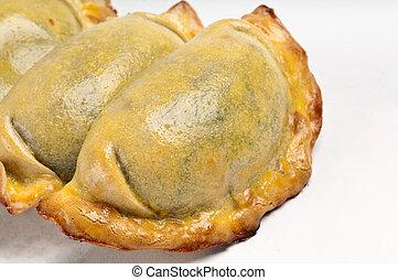 Empanada Close up