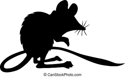 Jerboa-marsupial, shade picture
