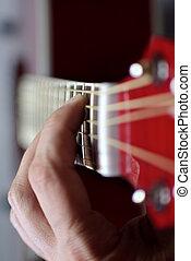 Guitar chord application