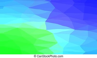 Triangle pattern background - Geometric looping tile mosaic...
