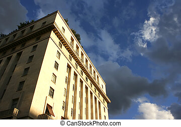Building in Downtown Sao Paulo - Buildings in Downtown Sao...