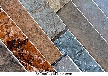 Ceramic Tile Samples - Ceramic Tile  Display Samples Store
