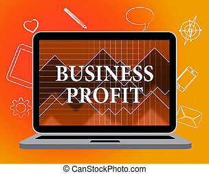 Business Profit Shows Web Site And Biz