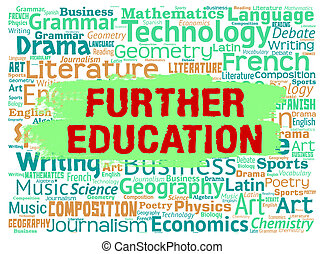 Further Education Represents - Further Education Showing...