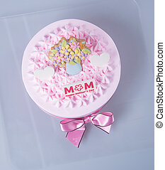 cake for valentino day or ice cream cake - cake for...