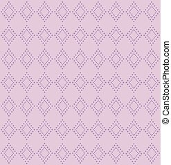 Modern colorful pattern with geometric design. Lilac image.