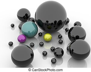Outstanding sphere