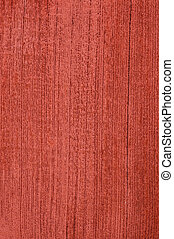 Abstract Background Texture of Red Stained Wood
