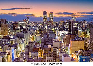 Nagoya, Japan Skyline - Nagoya, Japan