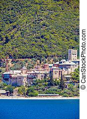 Dochiariou Monastery, Mount Athos - Dochiariou Monastery,...