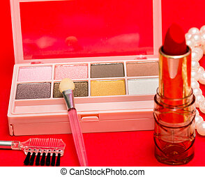 Lipstick Cosmetics Shows Make Ups And Face