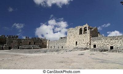 Ruins of Azraq Castle,Jordan