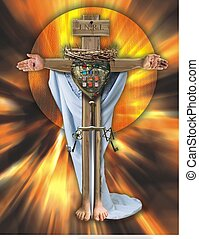 Jesus Christ as the high priest - Jesus Christ is the high...