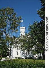 Castle Hohenzollern in Heiligendamm Baltic Sea