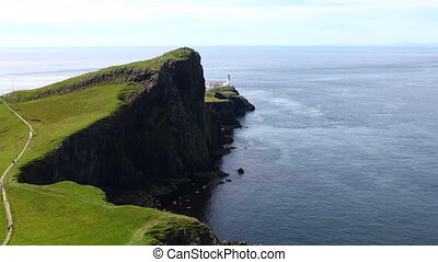 Timelapse at Neist Point in Skye, Scotland - A Timelapse at...