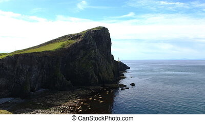 Timelapse at Neist Point, Isle of Skye, Scotland - A...