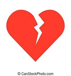 broken heart love - broken heart breakup love over...
