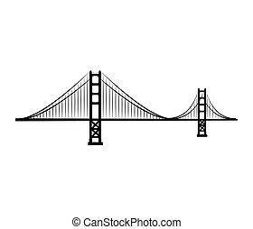 golden gate bridge usa - golden gate bridge structure san...