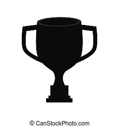 winner trophy award