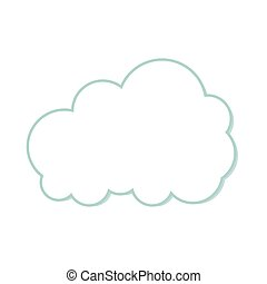 cloud weather design
