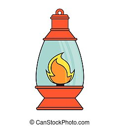 lantern torch lamp - flame lamp lantern torch fire camping...