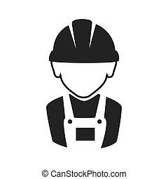 avatar worker man