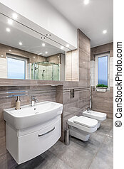 When beauty meets functionality... - New design beige...