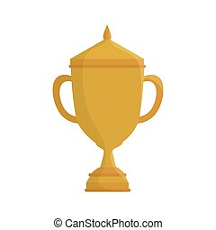 trophy cup gold