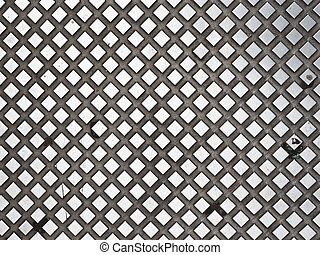 metallic plaid texture - large plaid texture with prominent...