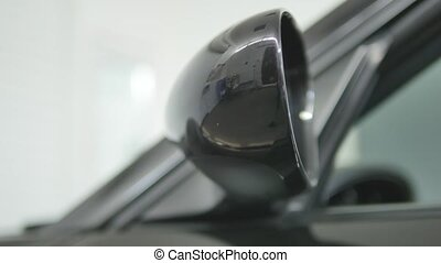 Cover for rear-view mirror of automobile