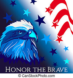 Honor the brave