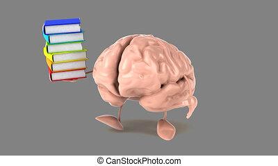 Brain - Computer animation