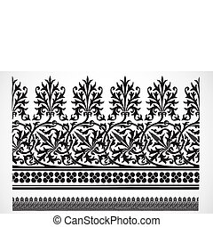 Vector Decorative Border - Detailed vector decorations....