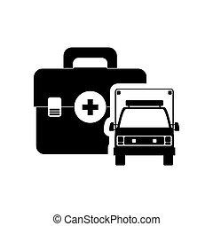 medical kit health care design - ambulance medical kit...