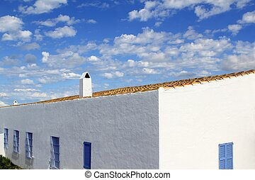 architecture balearic islands Formentera houses