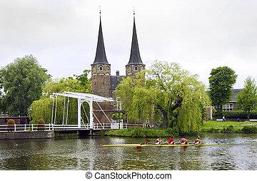 Delft, remo