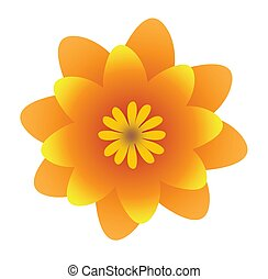 Vectorized Flowers